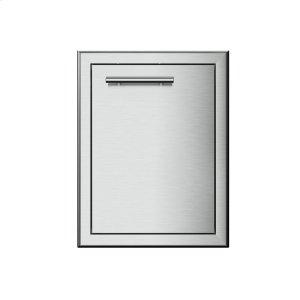 XO APPLIANCE18in Single Door - Right Hinge