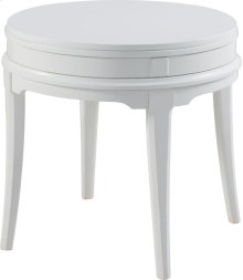 Manuscript Round Lamp Table