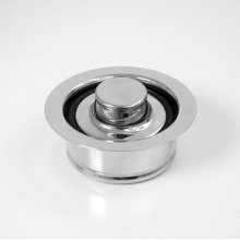 Sink Flange and Stopper Set