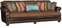 Julianna Leather Fabric Sofa