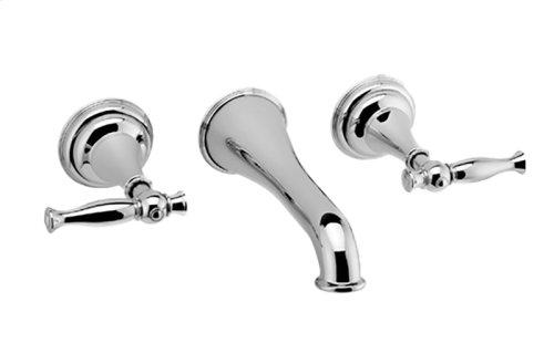 Lauren Wall-Mounted Lavatory Faucet
