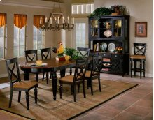Northern Heights Oval Dining Table