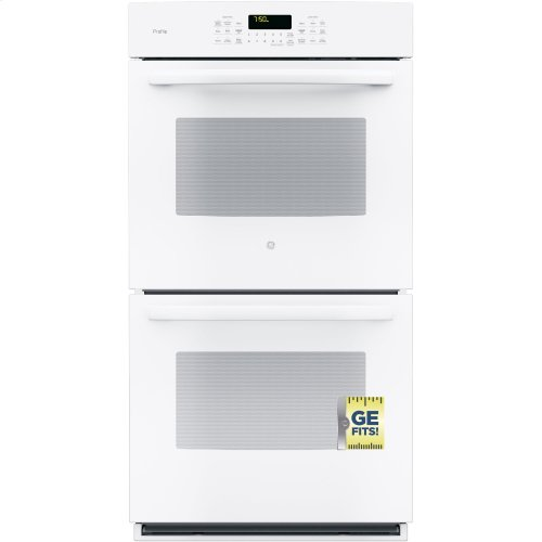 "SCRATCH & DENT- GE Profile™ Series 27"" Built-in Double Wall Oven with Convection"
