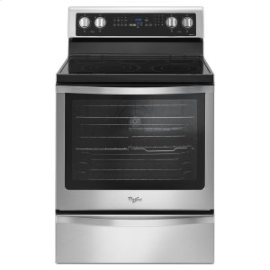 WHIRLPOOL6.4 Cu. Ft. Freestanding Electric Range with True Convection