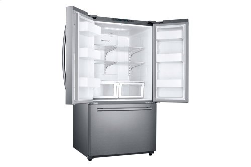 """RF26HFENDSR 36"""" French Door Refrigerator with Twin Cooling Plus System"""
