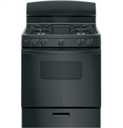"GE® 30"" Free-Standing Front Control Gas Range Product Image"