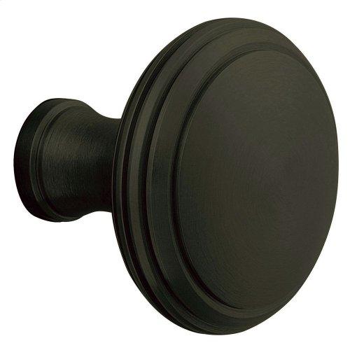 Satin Black 5069 Estate Knob