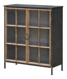 Highland Glass Cabinet