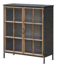 Highland Glass Cabinet