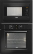 "500 Series 30"" Combination Wall Oven HBL5760UC - Black Product Image"