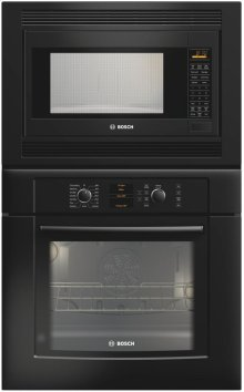 """500 Series 30"""" Combination Wall Oven HBL5760UC - Black"""
