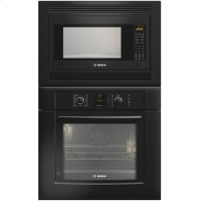 "500 Series 30"" Combination Wall Oven HBL5760UC - Black"
