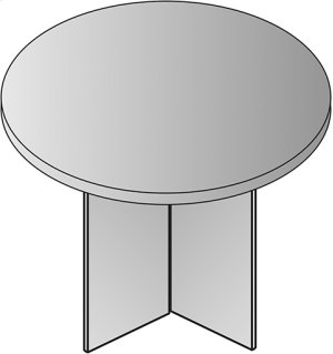 "Napa Round Table 42""x29"""