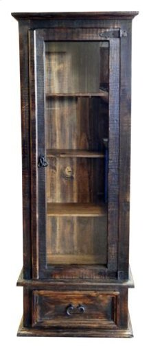 Medium A Gun Curio Cabinet
