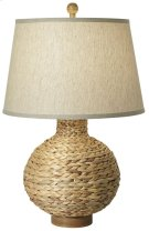 Seagrass Bay Round Table Lamp Product Image
