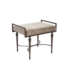 Villa Couture Catarina Bed End Bench In Antique Bronze