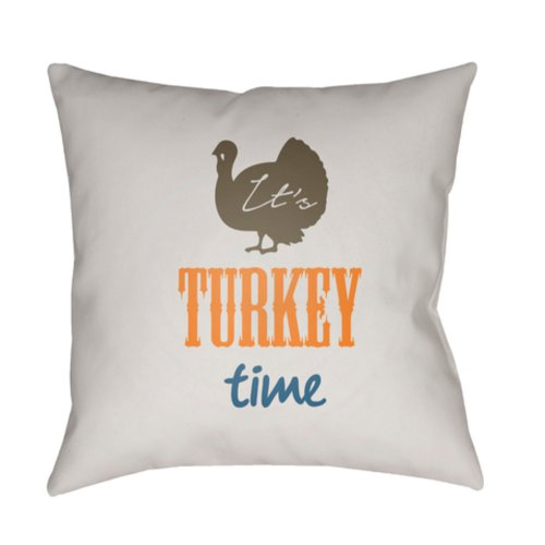 "It's Turkey Time TME-002 20"" x 20"""