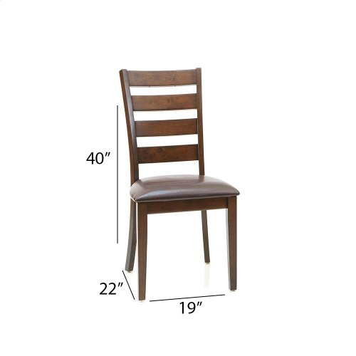 Dining - Kona Ladder Back Side Chair