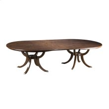 Double Piccadilly Dining Table