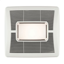 InVent Series Single-Speed Bathroom Exhaust Fan with Light 70 CFM 2.0 Sones