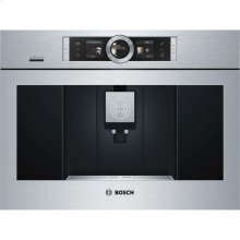 BCM8450UC Built-in fully automatic coffee machine stainless steel
