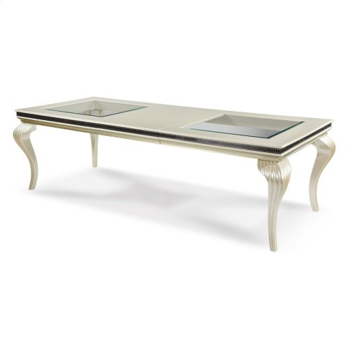 4 Leg Rectangular Dining Table