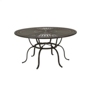 "Spectrum 66"" Round KD Counter Umbrella Table"