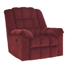 Signature Design by Ashley Ludden Power Rocker Recliner in Burgundy Twill [FSD-6199REC-P-BRG-GG]