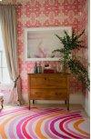 Rainbows Pink Multi