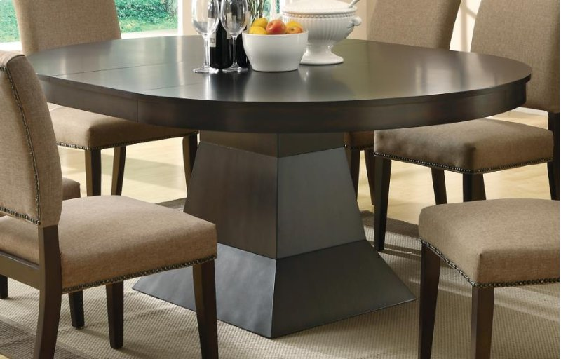 103571 In By Coaster In Manhattan Ks Dining Table
