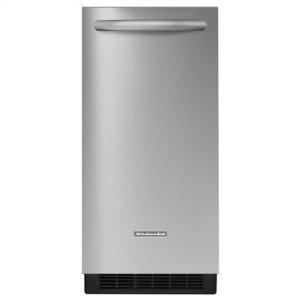 KitchenAidStainless Steel KitchenAid® 15'' Automatic Ice Maker, Architect® Series II