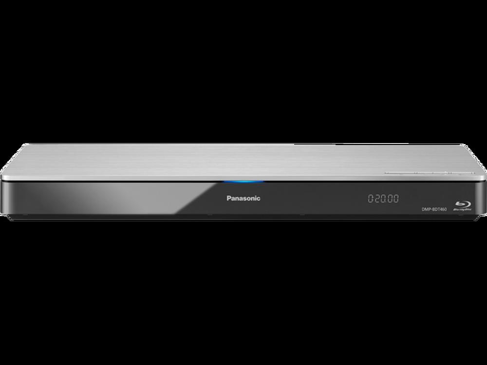 Smart Network 3D Blu-ray Disc Player - DMP-BDT460