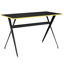 Expound Office Desk in Black