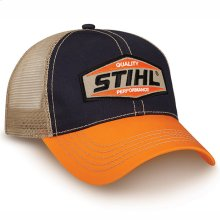 Show your pride in the quality of STIHL with this cap.