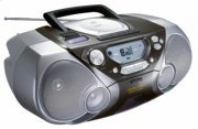 CD Radio Cassette Recorder Product Image