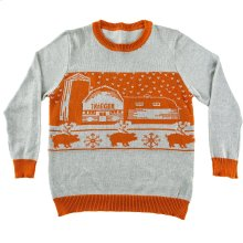 2017 Traeger Holiday Sweater