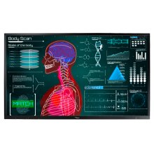 """75"""" Creative Touch Interactive Flat Panel"""