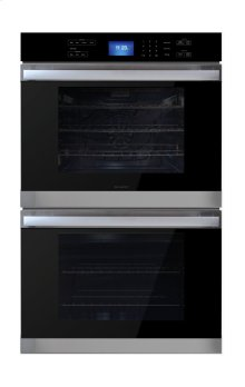 Stainless Steel European Convection Built-In Double Wall Oven