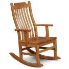 Urbandale Arm Rocker, Wood Seat Product Image