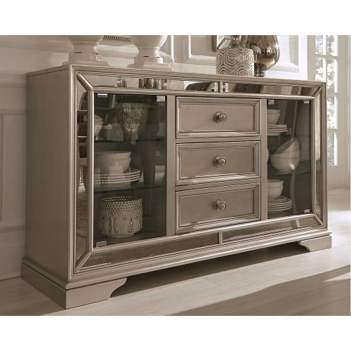 D72060 in by Ashley Furniture in Orange, CA - Dining Room Server