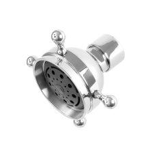 3 Way Multispray Spoke Showerhead