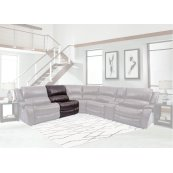 Ulysses Chestnut Armless Chair
