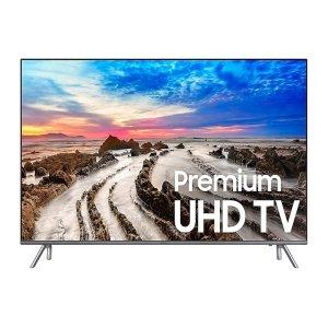 """Samsung82"""" Class MU8000 Premium 4K UHD TV"""