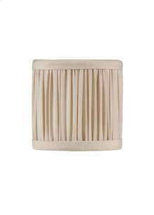 Pleated Chandelier Shade