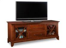 "Florence 73"" HDTV Cabinet"