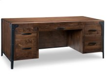 Portland Double Pedestal Executive Desk