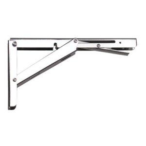 Fold Down Stainless Steelshelf Bracket