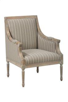 Mckenna Accent Chair- Taupe