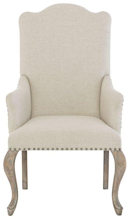 Campania Arm Chair in Campania Weathered Sand (370)