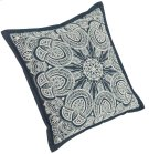 """Luxe Pillows Snowflake Embroidery (20"""" x 20"""") Product Image"""